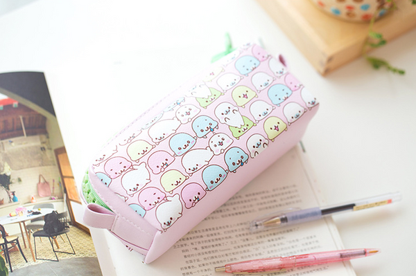 Mamegoma Pencil Case 9