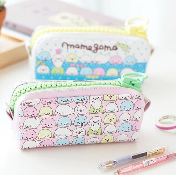 Mamegoma Pencil Case