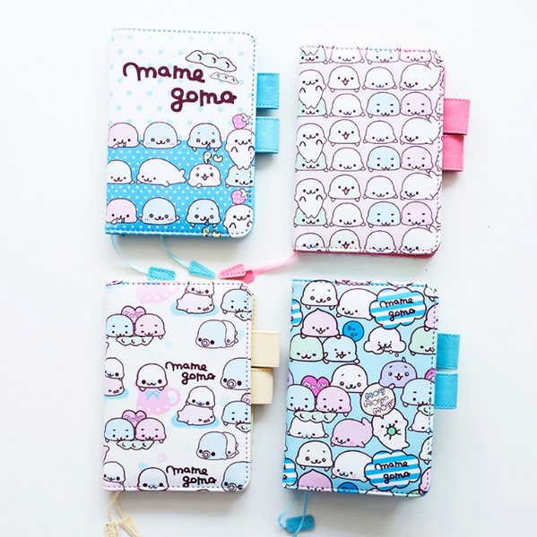 Japanese Mamegoma Personal Planner 3