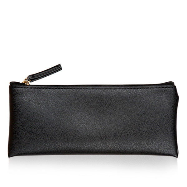 Minimal Design Leather Pencil Case 12