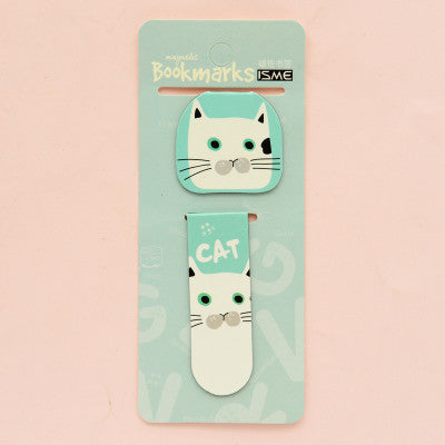 Neko Magnetic Bookmark