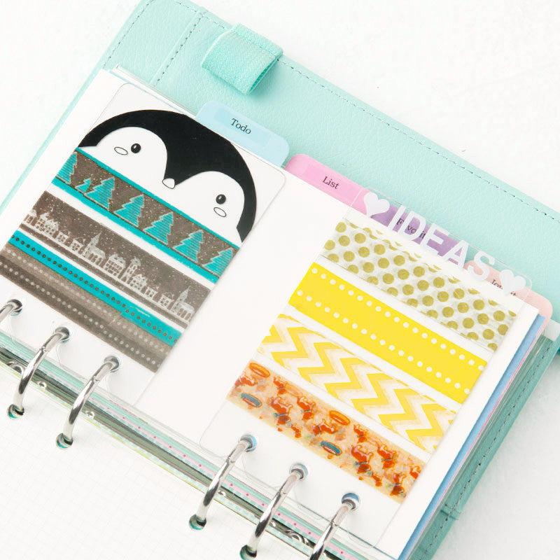 Washi Tape Packing Plate