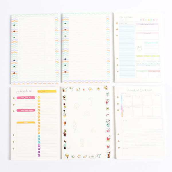 Stay Organised Planner Pages