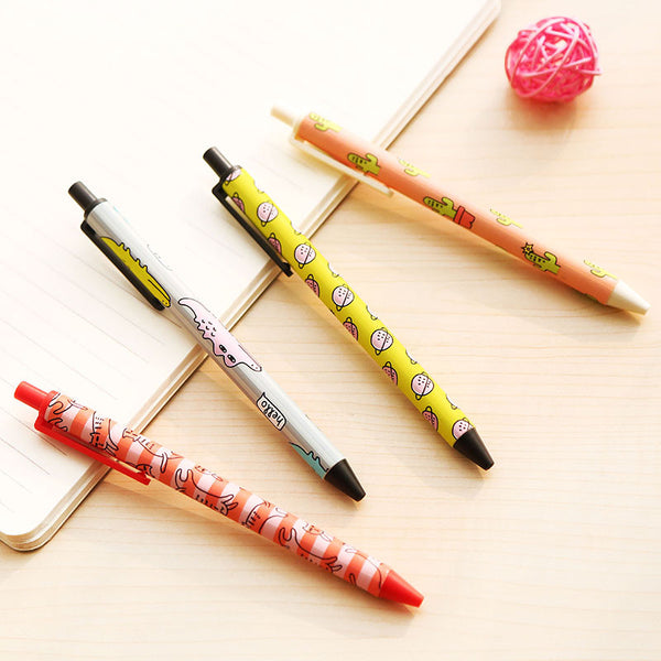 Pop Funk Gel Ink Pen Set 3