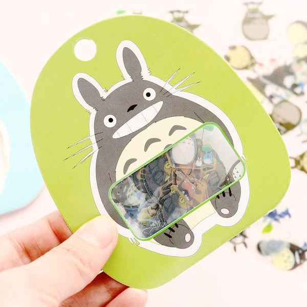 My Neighbor Totoro Plastic Stickers 2