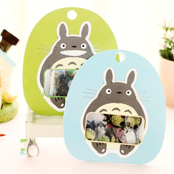 My Neighbor Totoro Plastic Stickers 4