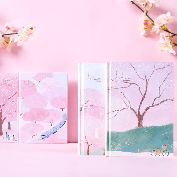 Little Japan Hardcover Journal