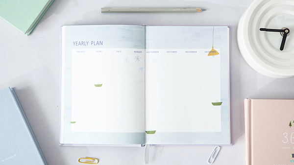 365 Days Personal Planner