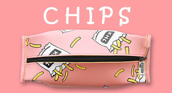 Favourite Snack Pencil Case 8