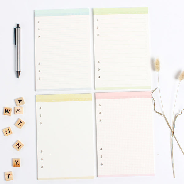 Simple Life Planner Refills Collection