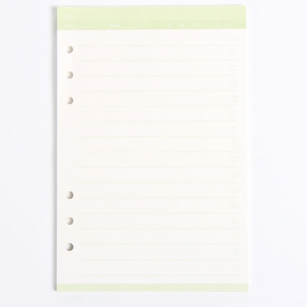 Simple Life Planner Refills To Do List