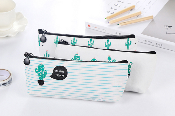 Succulent Plants Pencil Case 7