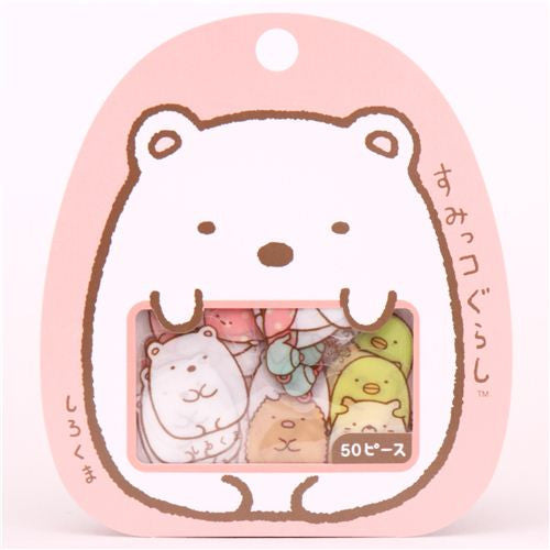 Kawaii Sumikko Gurashi Sticker Pack