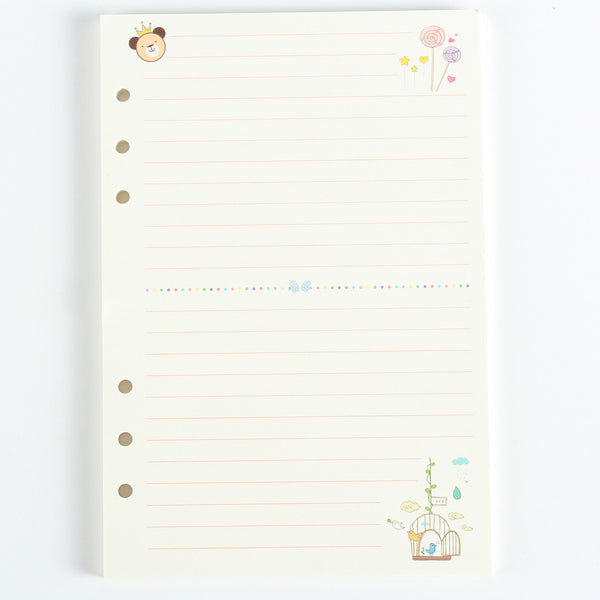 Cute Planner Filler Paper Series 2