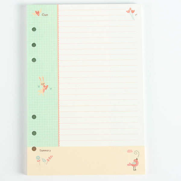 Cute Planner Filler Paper Series 3