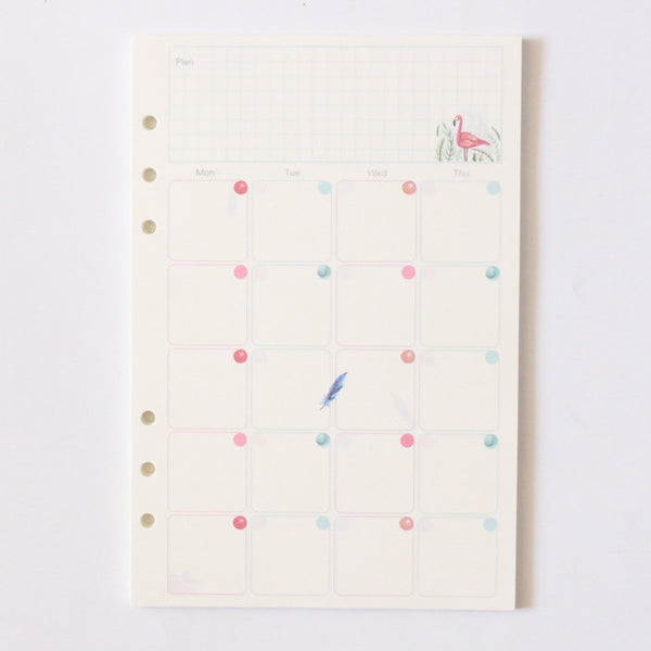 Take Me to the Tropics Planner Refills 21