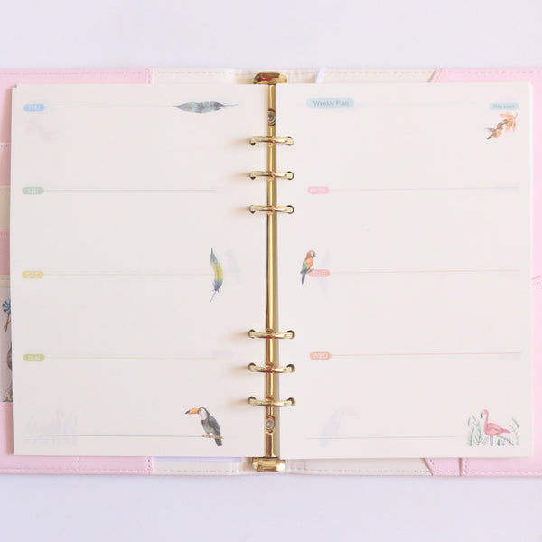Take Me to the Tropics Planner Refills 5