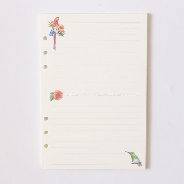 Take Me to the Tropics Planner Refills 11
