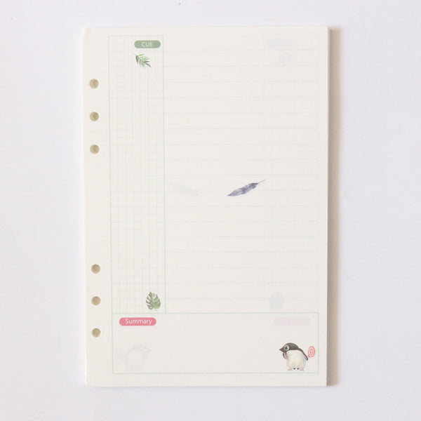 Take Me to the Tropics Planner Refills 12
