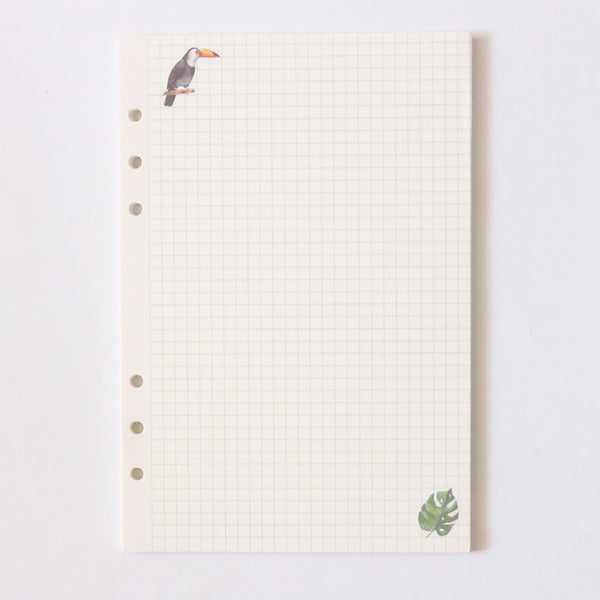 Take Me to the Tropics Planner Refills 13