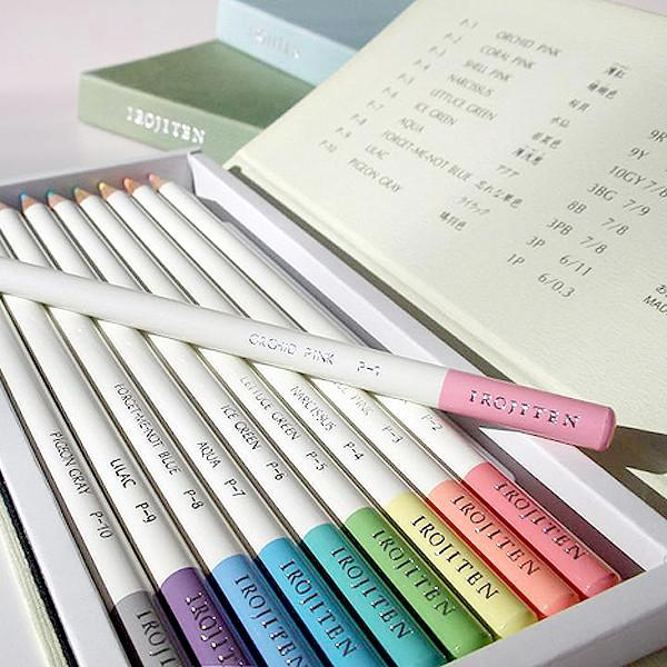 Tombow Irojiten Colored Pencil Dictionary - art supplies 6