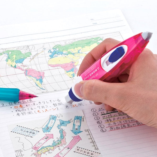 Tombow Mono 2way Correction Tape + Eraser