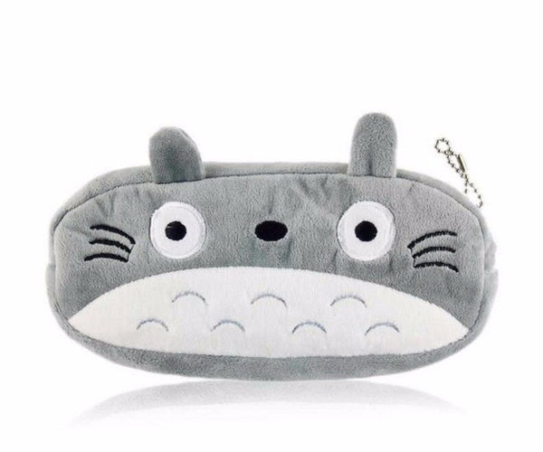 Totoro Plush Pencil Case 3
