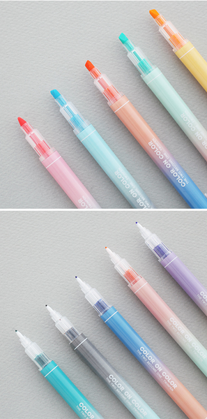 Twin Plus Marker 10-Color Set 10