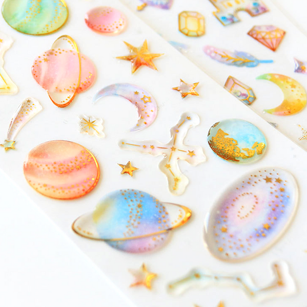 Sweet Dream Star Stickers