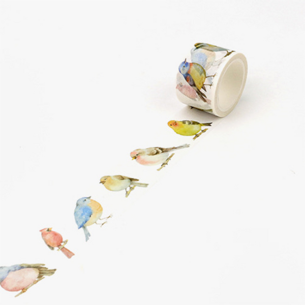 Wide Spring Blossom Washi Tape 27