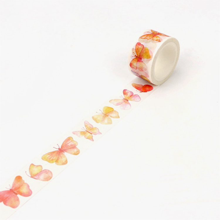 Wide Spring Blossom Washi Tape 24