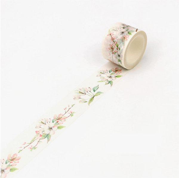 Wide Spring Blossom Washi Tape 26