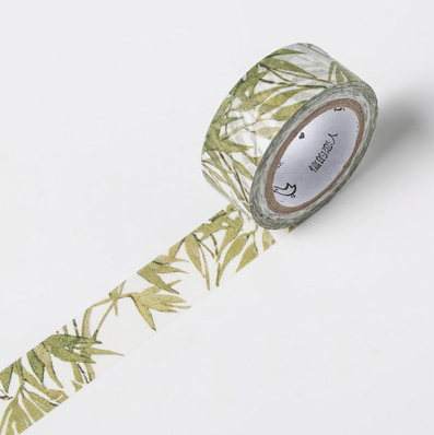 Wild Nature Washi Tape 2