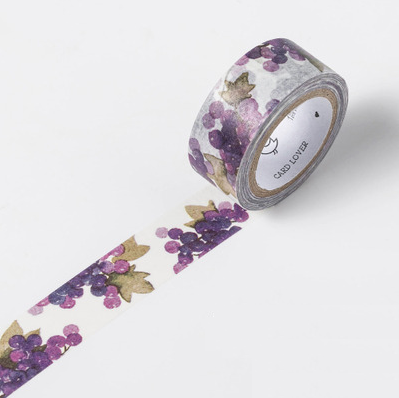 Wild Nature Washi Tape 6