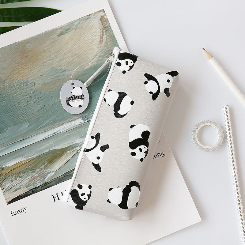 Korean Animal Pencil Case - panda