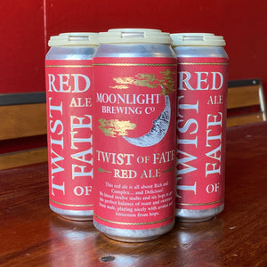 4-PACK: Twist of Fate Red Ale