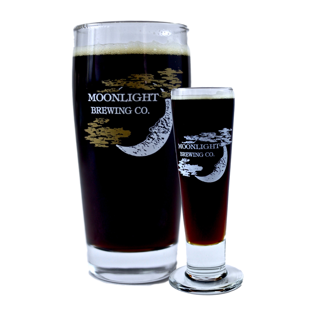 Moonlight Brewing Glassware