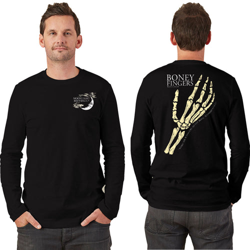 LIMITED EDITION: Uni-Sex Boney Fingers Long Sleeve T-Shirt