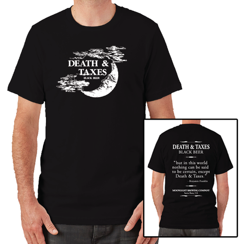 Men's Death & Taxes Short Sleeve T-Shirt