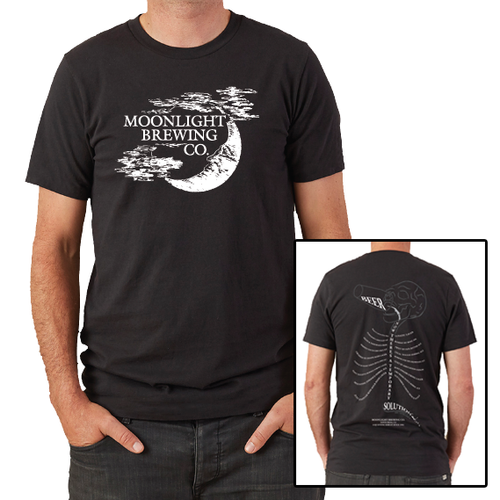 Men's Moonlight Brewing Short Sleeve T-Shirt