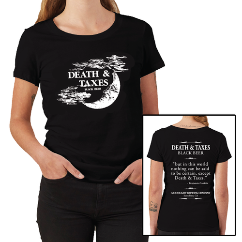 Women's Death & Taxes Short Sleeve T-Shirt