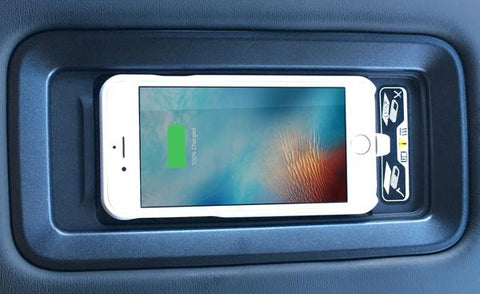 iPhone 7/6/6s Wireless Charging in GMC Chevrolet | BEZALEL