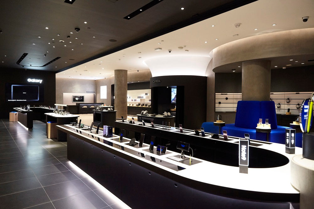 Samsung new retail store Long Island