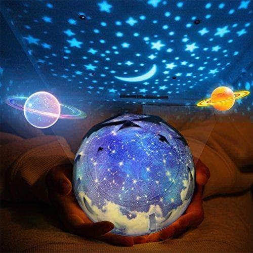 Cosmos Night Light/Projector