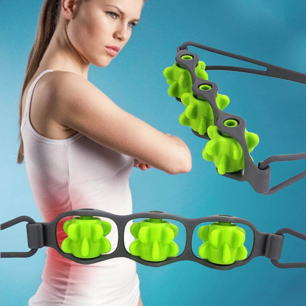 Body Massage Rope Roller