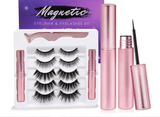 Magnetic Eyeliner and Lashes Kit, With Reusable Lashes [5 Pairs]