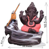 Ganesha Incense Burner Backflow (Random Color)