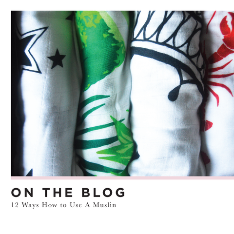 How to use a Muslin