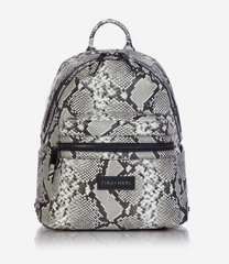 Tiba and Marl Snake Print Rucksack - A Mama Rules Guide