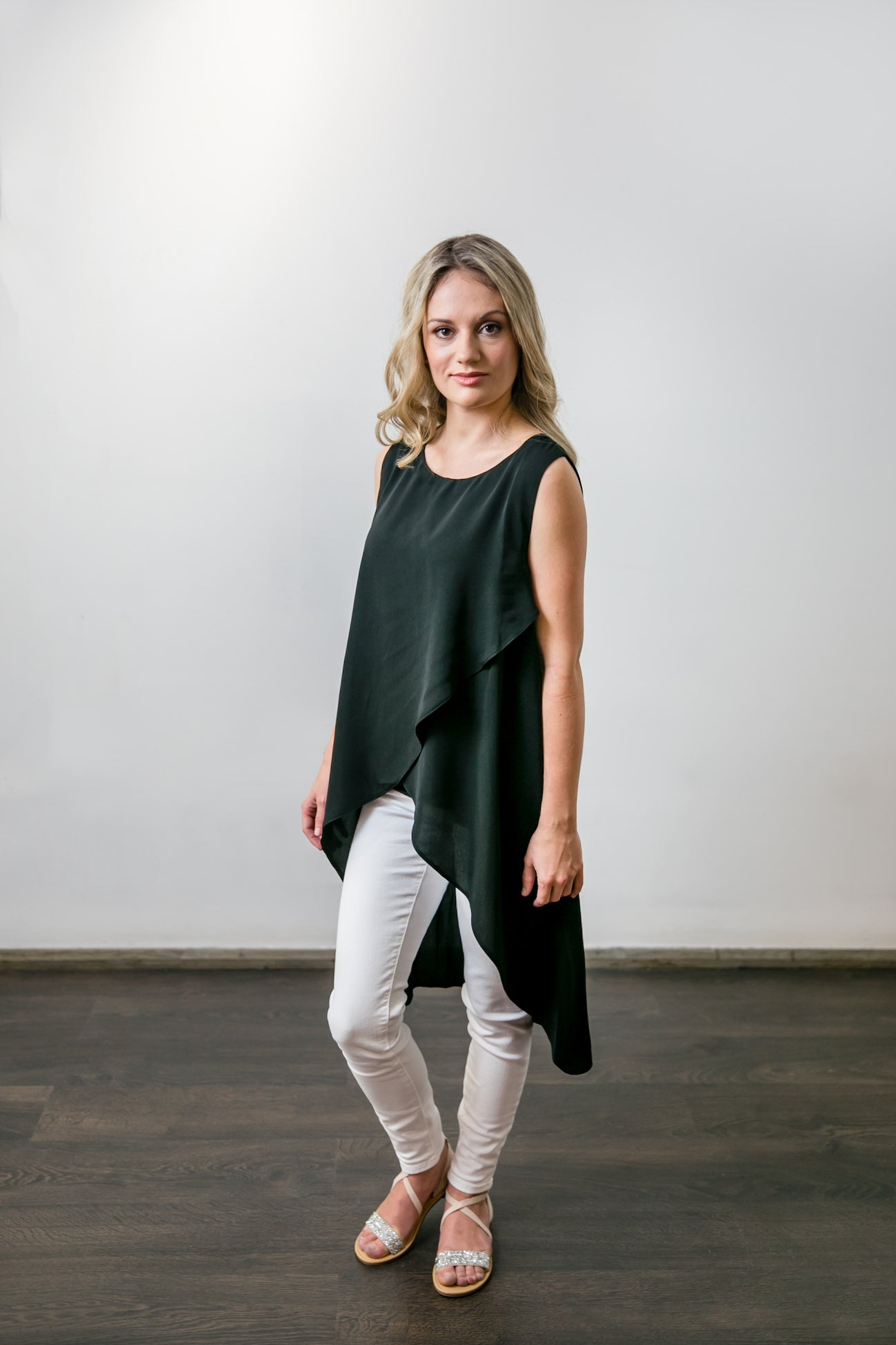 Effie Top - Black